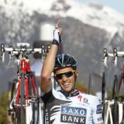 Alberto Contador, avant même le Tour 2011, contrôlé dans le Galibier