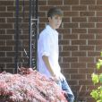 Justin Bieber et sa chérie Selena Gomez à Stratford au Canada, le 3 juin 2011