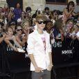 Justin Bieber aux MMVA le 19 juin 2011 à Toronto