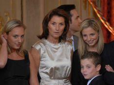La fille de Cécilia Attias s'est mariée ce matin...(réactualisé)