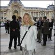 Brigitte Fossey lors du lancement de La Fête du cinéma au Grand Palais à Paris le 23 juin 2011