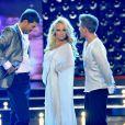 Pamela Anderson participe à la version argentine de Dancing With The Stars, le 22 juin 2011.