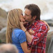 David Duchovny et Natascha McElhone : deux Californiqueurs amoureux !