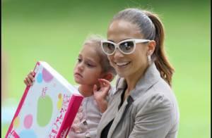 Jennifer Lopez : Visite surprise chez Disney avec ses adorables bambins