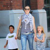 Heidi Klum, maman au top, a un coup de coeur français...