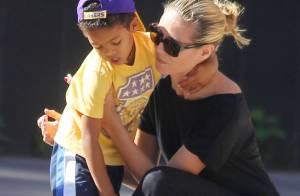 Heidi Klum : Ses enfants lookés lui volent la vedette