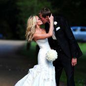 Peter Crouch et la bombe Abigail Clancy se sont mariés !