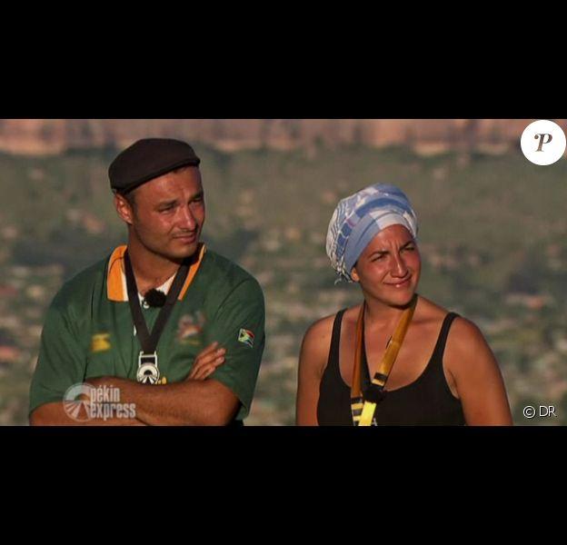 Leïla et Karim éliminés aux portes de la finale le mercredi 29 juin 2011 sur M6