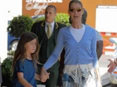 PHOTOS : Céline Dion : emmène ton fils chez le coiffeur !