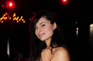 Défilé Zuhair Murad : Gabriella Wright, envoûtante, Mia Frye, haute en couleur