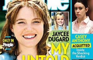 Jaycee Dugard, séquestrée 18 ans, réapparaît deux ans après sa libération