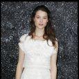 Astrid Berges-Frisbey, jolie sirène au défilé Chanel Haute Couture 2011/2012