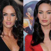 Megan Fox est contre le botox... pourtant son visage a bien changé