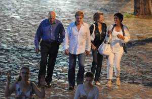 Robert Redford : Douce pause parisienne avec sa femme