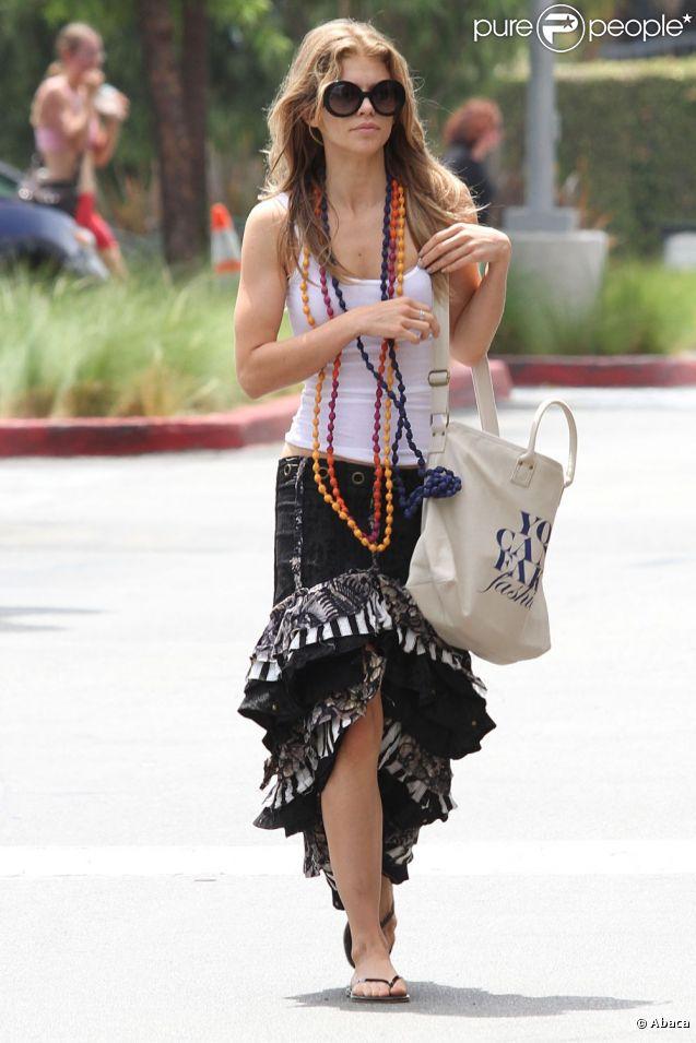 AnnaLynne McCord à Los Angeles le 13 juillet 2011