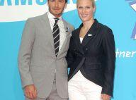 Zara Phillips, bientôt mariée, et David Beckham, heureux papa, ont le feu sacré