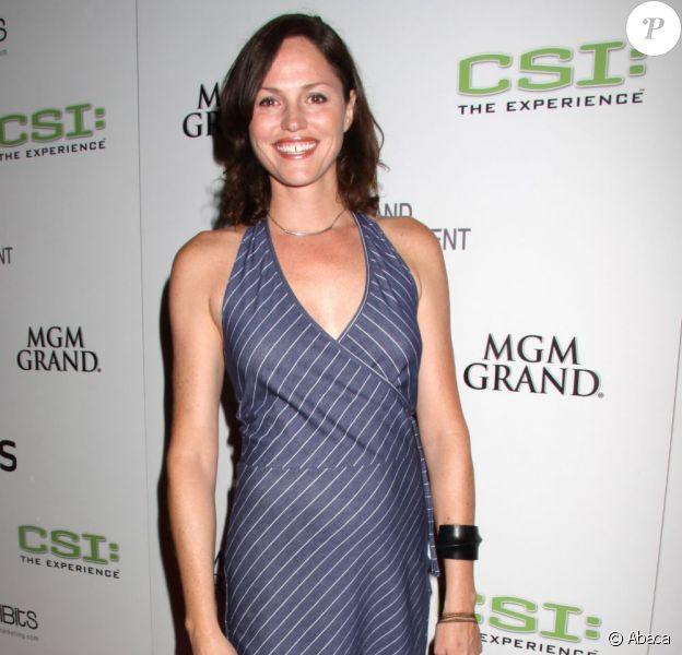 Jorja Fox, alias Sara Sidle, retrouve les Experts: Las Vegas en tant que personnage régulier
