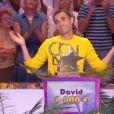 David, Commandant Looping, perd et quitte le jeu dans Les 12 Coups de midi sur TF1