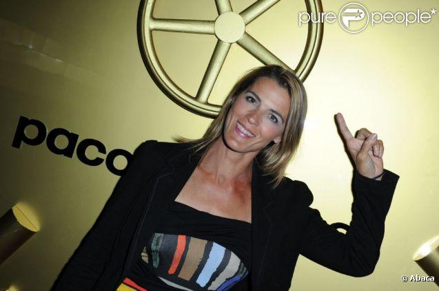 Nathalie Simon, en mai 2010, à Paris.