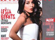 Leïla Bekhti : Pétillante sur papier glacé, elle joue le top à merveille