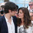 Louis Garrel et Chiara Mastroianni lors du festival de Cannes 2011
