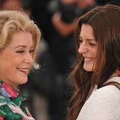 Chiara Mastroianni et sa mère Catherine Deneuve : ''Elle n'est pas un glaçon''