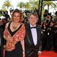 Jean-Pierre Mocky et son épouse