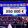 Le jeu  Money Drop  est diffusé sur TF1 depuis le 1er août 2011.