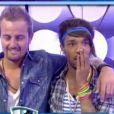 Qui de Geof et Morgan sera éliminé, lors du prime-time de Secret Story 5, le vendredi 5 août sur TF1 !