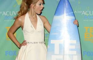 Teen Choice Awards 2011 : Taylor Swift, Selena Gomez et Harry Potter triomphent