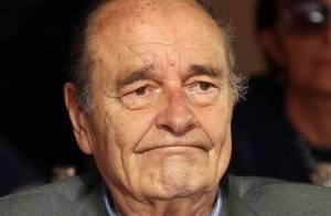 Jacques Chirac : Le mystère de son attelle enfin levé