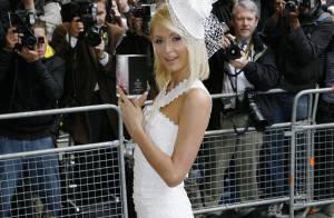 PHOTOS : Paris Hilton s'essaye au mariage ?