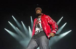 Festival de Colmar : Le show énorme de 50 Cent pour sa seule date en France