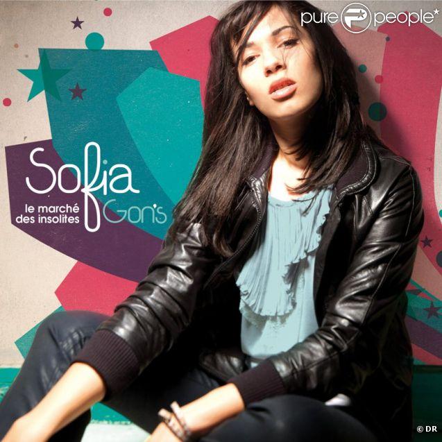 La chanteuse Sofia Gon's devait sortir son album  Le marché des insolites  à l'automne.