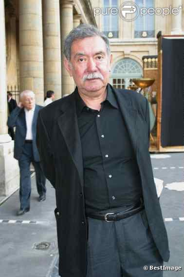 Raoul Ruiz en 2002 à Paris