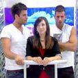 Morgane s'est vu offrir un message vidéo de Jonathan par Zelko et Zarko (prime time  Secret Story  du vendredi 19 août 2011).