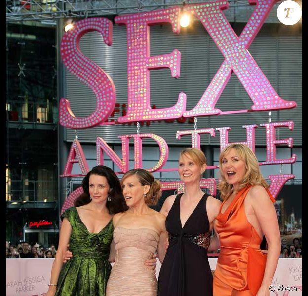 Première Sex and the City, à Berlin