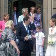 Le prince Georg Friedrich de Prusse et de la princesse Sophie d'Isembourg ont été mariés civilement le 25 août 2011 à Potsdam. Leur mariage religieux aura lieu le 27 août 2011, suivi d'une réception somptueuse au château Sanssouci, probablement l'événement mondain le plus important de l'année en Allemagne, avec près de 700 convives de marque.