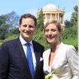 Le 25 août 2011, après leur mariage civil à Potsdam, le prince Georg Friedrich de Prusse et la princesse Sophie d'Isembourg ont planté un arbre dans les jardins du palais Sanssouci à Brandebourg, où la réception suivant leur mariage religieux aura lieu en grande pompe le samedi 27 août 2011, commémorant simultanément le 950e anniversaire de la maison de Hohenzollern.