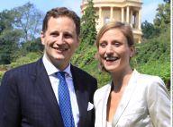 Le prince Georg Friedrich de Prusse et la princesse Sophie se sont mariés