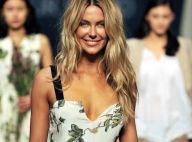 Jennifer Hawkins, Miss Univers 2004, fait de l'oeil au chéri de Dannii Minogue