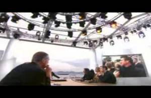 VIDEO : Sean Penn, président du jury : incroyable, il parle !