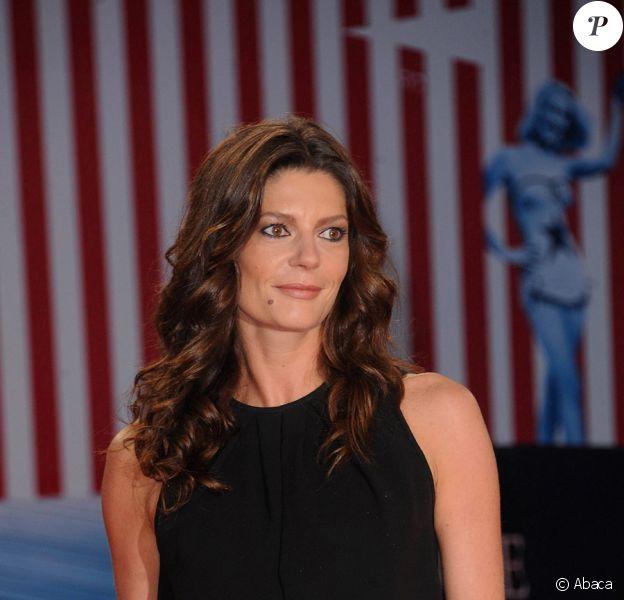 Chiara Mastroianni lors du festival de Deauville le 8 septembre 2011, pour l'hommage à Todd Solondz