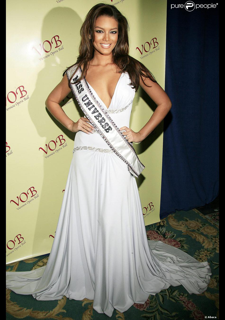 Miss Univers 2006, Zuleyka Rivera - Purepeople
