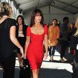 Jennifer Love Hewitt était présente pour regarder le défilé printemps  2012 de Project Runway, animé par Heidi Klum, le 9 septembre 2011 à New  York.