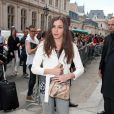 Olivia Ruiz, à Paris, le 6 juillet 2011.