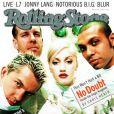 No Doubt en couverture du magazine Rolling Stone. Mai 1997.