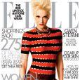 Juillet 2009 : Gwen Stefani, qui semble avoir trouvé son style après plusieurs années d'hésitation, pose en couverture du magazine Elle.