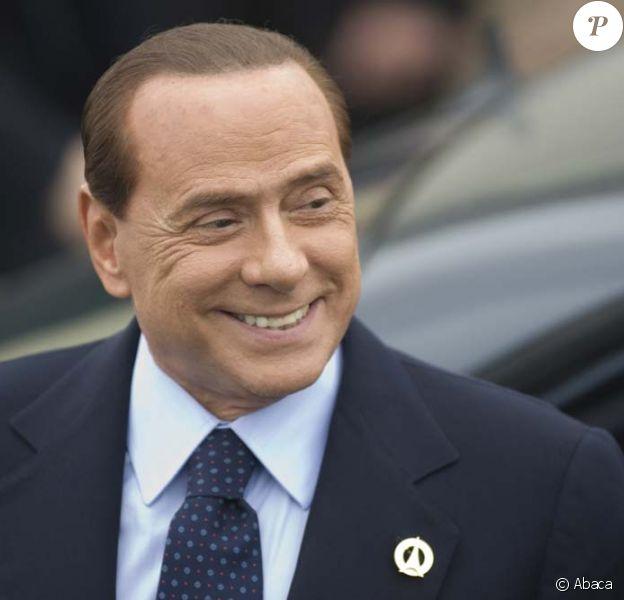 Silvio Berlusconi à Deauville, le 26 mai 2011.