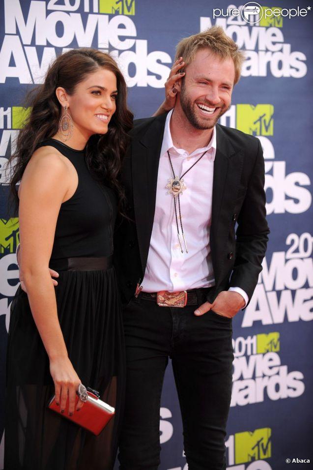 Nikki Reed et Paul MacDonald à Los Angeles le 5 juin 2011